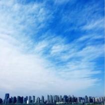 """【エンタがビタミン♪】蒼井そらが投稿した""""北京の青い空""""に反響。「日本じゃPM2.5がひどいのに?」"""
