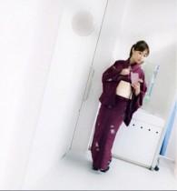 【エンタがビタミン♪】浦野一美が日舞に挑戦。艶やかな着物姿を披露するも足元が…。