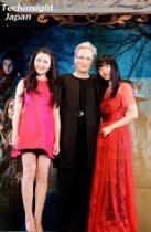 【エンタがビタミン♪】メリル・ストリープ、ジャパンプレミアに登場! 「私の歌より素晴らしい」神田沙也加を大絶賛。