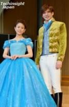 【エンタがビタミン♪】城田優、王子になりきり高畑充希と生デュエット披露。「緊張して手汗がすごい」