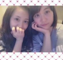 【エンタがビタミン♪】前田敦子がお泊りで柳英里紗とツーショット。「すっぴん?」「可愛い」と反響。