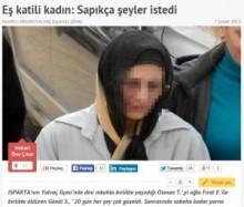 【海外発!Breaking News】アダルトビデオのような性行為や暴力に耐えかねて、49歳女が恋人を刺殺。(トルコ)