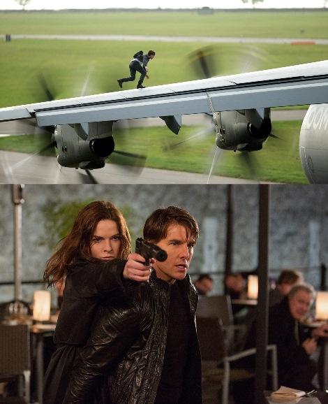 『ミッション:インポッシブル/ローグ・ネイション』、日本公開は8月に決定!c 2015 Paramount Pictures. All Rights Reserved.