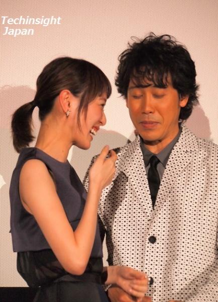 【エンタがビタミン♪】戸田恵梨香が大泉洋に謝罪。「そんな笑うつもりなかったんだけどね…」