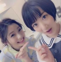 【エンタがビタミン♪】足立梨花と生駒里奈のツーショットに意外な感想。『スカッとジャパン』の女子大生役が影響か。