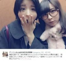 【エンタがビタミン♪】HKT48指原座長公演をハロプロメンバーが観劇。「やっぱりさっしーが一番可愛い」
