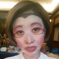 【エンタがビタミン♪】山田優、フェイスパックでお茶目な姿に。ファンも「朱美ちゃんみたい」「ダメよ~ダメダメ」