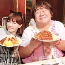 【エンタがビタミン♪】平子理沙が大好きな芸能人と食レポ。「こんにちは、アンジェリーナ・ジョリーですっ」