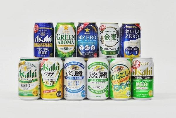 機能系ビールでダイエットのモチベーションを維持してみては。