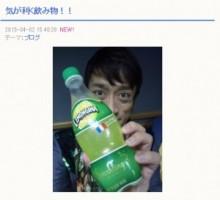 """【エンタがビタミン♪】クリス松村、飲みたかった""""レモンジーナ""""をやっと手に。だがファンからは「近くで山積みで売ってますよ」。"""