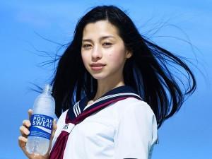 【エンタがビタミン♪】中条あやみ・18歳、『ポカリスエット』新CMの過酷なロケを終え「いい顔してる」と満面の笑み。