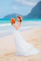 【エンタがビタミン♪】大石参月、ハワイで挙式! 藤井リナ、宮城舞との3ショットに「美しすぎる」との声。