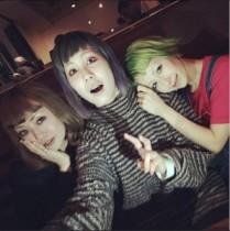 【エンタがビタミン♪】大貫亜美が木村カエラ、UCARYと「約10コ違い」と思えぬスリーショット。