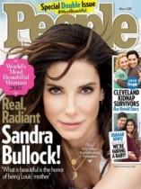"""【イタすぎるセレブ達】サンドラ・ブロック50歳、米誌の""""世界で最も美しい女性""""に選ばれ驚く。"""