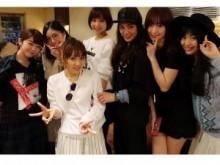 【エンタがビタミン♪】たかみなを囲む豪華メンバー! 篠田麻里子の投稿に「これぞ俺たちのAKB」!