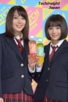 【エンタがビタミン♪】広瀬アリス&広瀬すずが男子校をサプライズ訪問。「好きです!」の告白にドキッ!