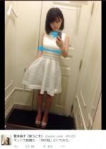"""【エンタがビタミン♪】元HKT48のゆうこすが""""例の紐""""写真を投稿。「強調された」、「実際にやって」とファン。"""