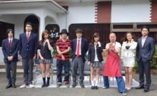 【エンタがビタミン♪】真野恵里菜「自分のパンチラがスクリーンで映るのは複雑(笑)」。『みんな!エスパーだよ!』撮影順調。