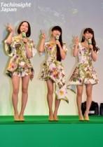 【エンタがビタミン♪】PerfumeがAKB48・ぱるるに「前よりダンスが上達している」。『Mステ』でのやりとりが微笑ましい。