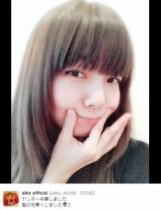 """【エンタがビタミン♪】aikoが""""ヤンキー卒業""""宣言。髪を黒くイメチェンした姿が「めっちゃかわいい」。"""