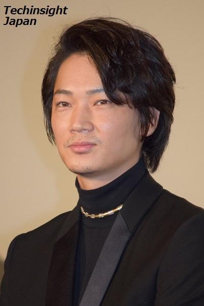 映画『新宿スワン』で主演を務めた、綾野剛