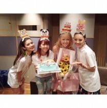 【エンタがビタミン♪】E-girls・Ami、メンバーに誕生日を祝福されて感謝。「運命共同体なんです」
