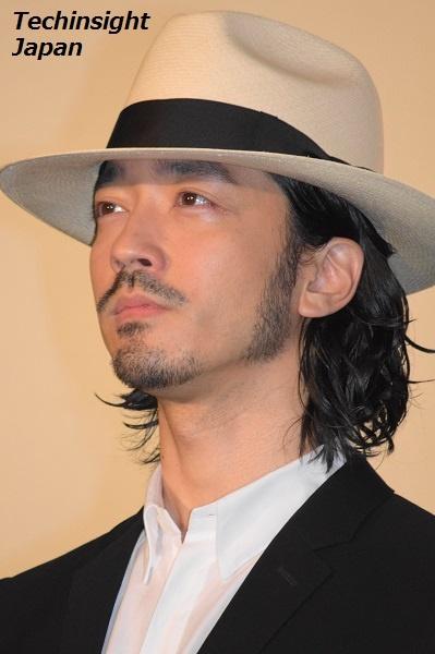 大阪の舞台挨拶に応援に行ったという、金子ノブアキ