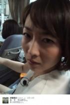 """【エンタがビタミン♪】狩野恵里アナの""""セクシー美脚""""から""""ブチキレた顔""""。魅力的な姿が続々。"""