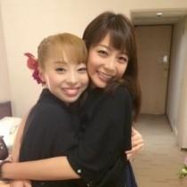 【エンタがビタミン♪】相武紗季、姉・音花ゆりとの華麗なツーショットを披露。「笑顔が最高」「仲良いね!」