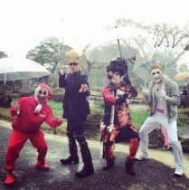 【エンタがビタミン♪】綾小路翔が金爆・樽美酒らと金沢観光。個性的なメンバーに「永久保存」「キョーレツすぎる」。
