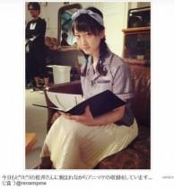 【エンタがビタミン♪】西川貴教がピリピリの松井玲奈に睨まれる。『AniMaGa(アニマゲー)』現場の緊迫感が凄い。