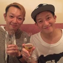 【エンタがビタミン♪】サバンナ・高橋と10-FEET・NAOKIがソックリ。「合成?」「ドッペルゲンガー!?」の声も。