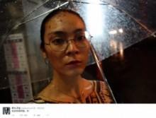 【エンタがビタミン♪】秋元才加の瓶底眼鏡姿が反響。「勉三さんみたい」との声も。