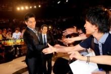 【エンタがビタミン♪】EXILE AKIRA「アドレナリンが出ています」 『マッドマックス』ジャパンプレミアに出席。