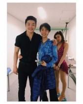 【エンタがビタミン♪】羽生結弦選手の言葉に本田望結ちゃんが感激。「すごく嬉しかった。頑張ろうと思った!」