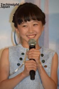 11歳とは思えぬしっかり者、本田望結ちゃん