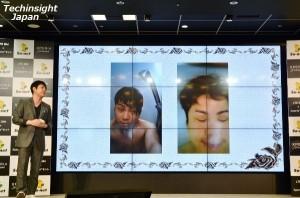 これが決め手となったツイン・ピークス風の写真 プレゼンにて井上裕介
