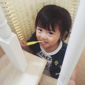 【エンタがビタミン♪】市川海老蔵の息子・勧玄くんが歯磨きする姿にホッコリ。「かっこいいけど、やっぱり可愛い~」