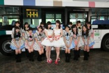 """【エンタがビタミン♪】指原莉乃、1位なら「武田鉄矢さんに○○して欲しい」。""""AKB48 総選挙ver""""バスお披露目後におねだり。"""