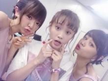 【エンタがビタミン♪】モー娘。5期・高橋、新垣、紺野が『テレ東音楽祭(2)』で共演。小川はテレビで応援。