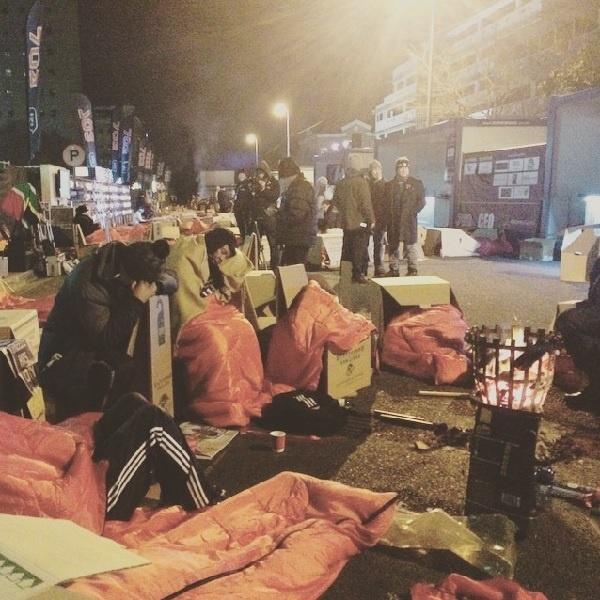 【海外発!Breaking News】ビジネスリーダーら240名以上がチャリティに賛同。路上で一晩過ごす(南ア)