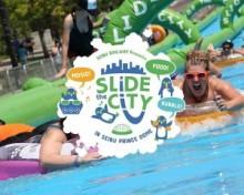 「Slide the City」と「泡パ」が史上初コラボ。西武プリンスドームでフェス型イベントが開催決定。