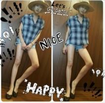 【エンタがビタミン♪】山田優がショートパンツで美脚を披露。「さすがモデル」「細すぎて怖い」という声も。