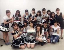 【エンタがビタミン♪】松井玲奈の誕生日をAKB&SKEメンバーが祝福。「人生で一番お祝いしてもらえた日でした」