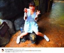 【エンタがビタミン♪】JKT48・仲川遥香の意味深ツイートにファンが心配。「はるごん~どした~」