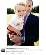 【イタすぎるセレブ達】「ジョージ王子はまるで女装した億万長者ね」 英TVパーソナリティの毒舌が物議。