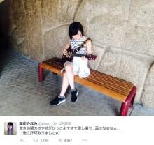 【エンタがビタミン♪】山本彩のギターを弾く姿が「アーティストみたい」。隠し撮りした峯岸に「GJ」「さすがや!」