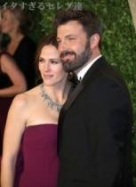 【イタすぎるセレブ達】ベン・アフレック&ジェニファー・ガーナー、離婚申請は急がずしばし同居続行へ?
