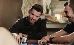 【イタすぎるセレブ達】クリスティアーノ・ロナウド、ポーカーに興じる。掛け金がスゴすぎる!