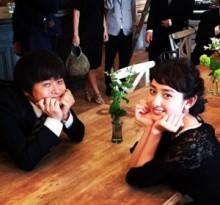 【エンタがビタミン♪】バカリズムと早見あかり、東京03・飯塚の結婚式でツーショット。お似合いすぎて「2人の式みたい」